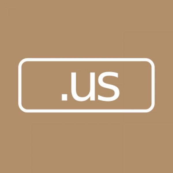 .US domain regisztráció/db